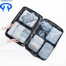 Bolso de viaje de viaje personalizado bolsa de viaje a prueba de agua