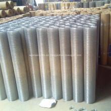 ¿Dónde está galvanizado el mercado de malla de alambre soldado