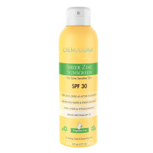 OEM/ODM Sheer Zinc Continuous Baby Spray Sunscreen SPF 30