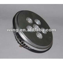 Extruded LED strip aluminium heat sink
