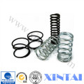 Stainless Steel Auto Spare Parts Compression Spiral Springs