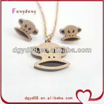 316 conjuntos de jóias em aço inoxidável de alta qualidade