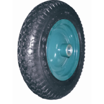 Heavy Duty Pneumatic Rubber Wheel