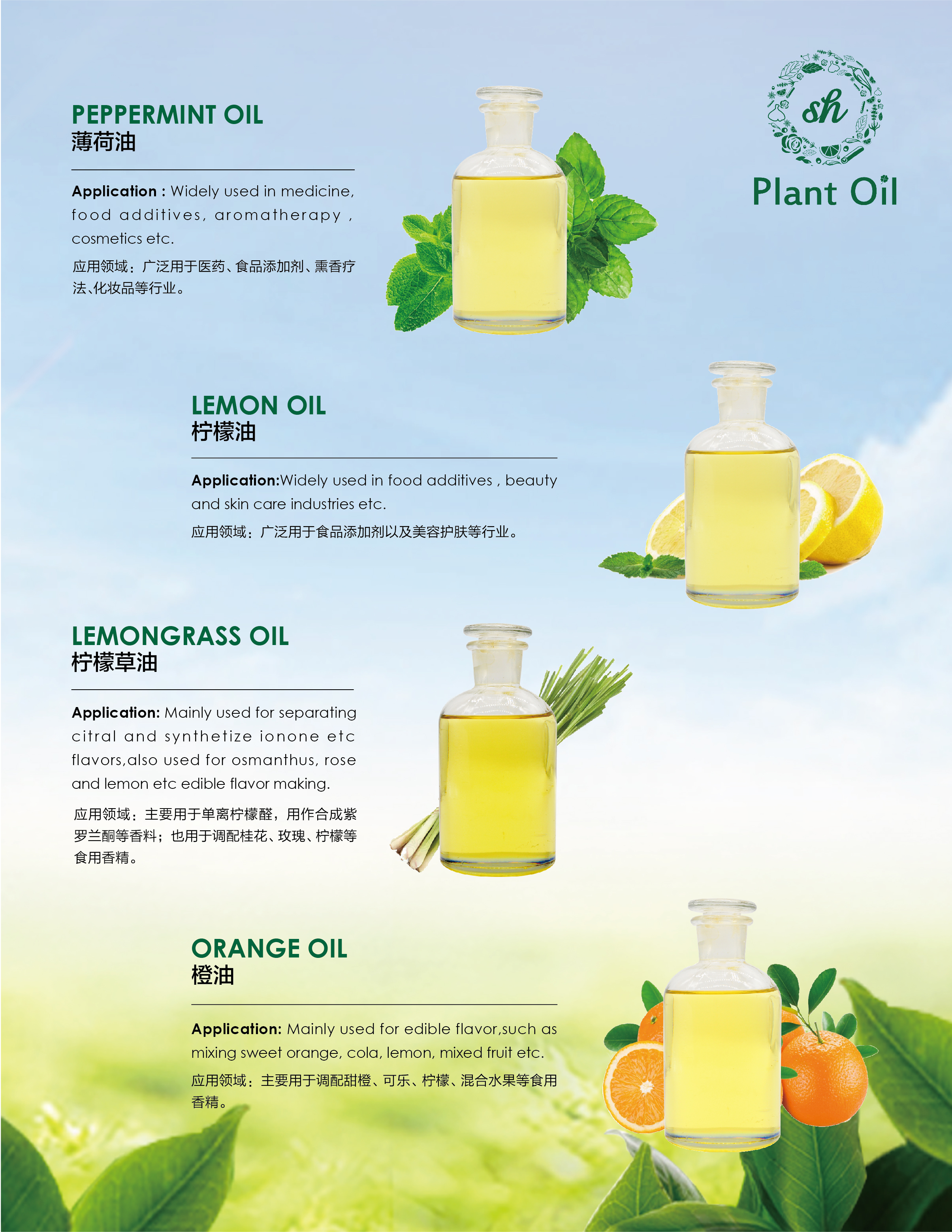 Cosmetic Essential Oil (2)