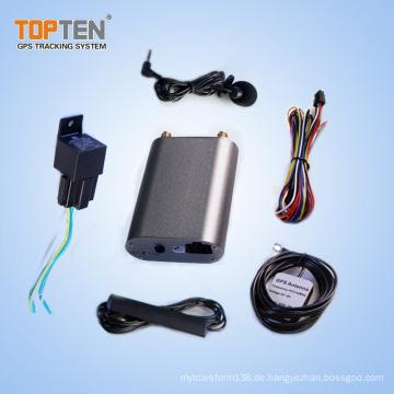 Auto GPS Tracker mit Kraftstoffsensor und SOS Alert Tk108-Ez