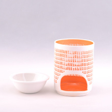 Sprayed Inside Ceramic Aromatic Candle Oil Burner Warmer
