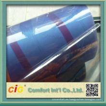 China buena calidad suave hoja de plástico PVC