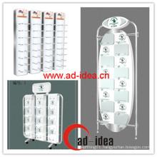 Practical Display Rack/Metal Display Stand/Metal Advertising Stand