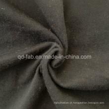 T-shirt de algodão de linho Jersey (QF13-0277)