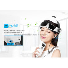 Luxury Multi-Function Head Massage, Acupoint Massage, Hot Compress, Vibration, Pressure Massage, Music, Remote Control