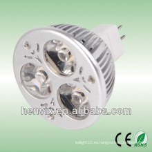 3w mr16 smd focos bombillas