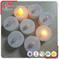 Beautiful Christmas decorative tealight led candle