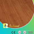 Commercial 12.3 E0 HDF Embossed Elm U-Grooved Laminate Floor
