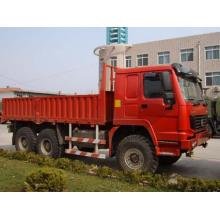 Sinotruk HOWO 10 Rodas 6X4 Cargo Truck