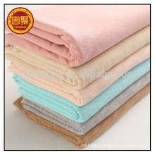 100% cotton dyed interlock fabric
