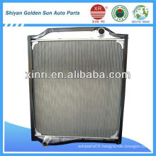 High quality aluminum auto radiator core from China DZ