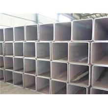 carbon square steel pipe ERW steel pipe black pipe/tube mild stee
