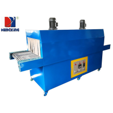 Semi-auto tunnel shrink packing machine