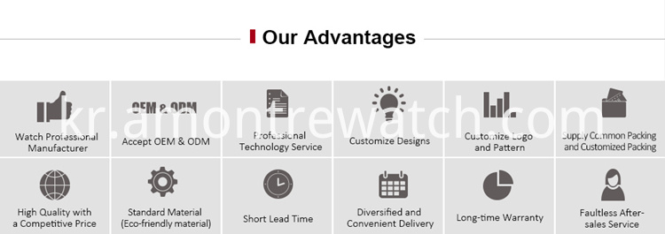 our advantages