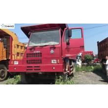 stock Sinotruk  Howo 371HP Mining dump truck