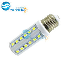 led 5050smd corn light 5w AC220v 90-260v e27 e14