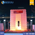 LED Photo Booth Frame Enclosure Shell Portable Inflatable Photo Booth