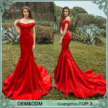 Pop line evening dresses online evening gown high class dresses evening party dress sexy western frock designs for ladies