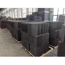 50% blocos laterais em carbono grafite