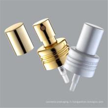 Produit de beauté belle pompe à vis en aluminium de parfum (NS28)