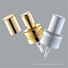 Beauty Product Nice Aluminum Perfume Screw Pump (NS28)
