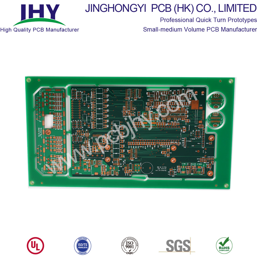 Immersion Gold 6 Layer HDI PCB