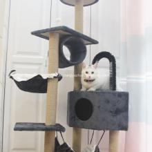 Meubles d'amusement Gymnases d'escalade Big Cat Tree