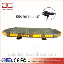 Strong Magnetic Mini Lightbar Warning Lightbar for police car, fire truck , ambulance