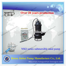NSQ turbine type impeller agitator sand dredging pump