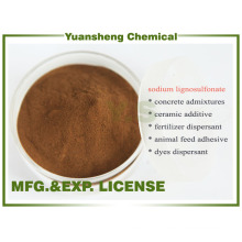Mn-2 Sodium Lignosulfonate Concrete Additive/Leather Tanning Chemicals /Building Material/Water Reducer