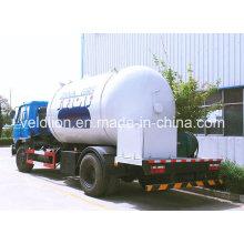 Dongfeng 4X2 Mini LPG Gas Tank Truck