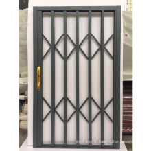 Алюминиевая раздвижная дверь