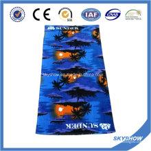 Рекламное пляжное полотенце (SST1054)
