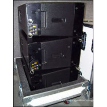 Tour Series Speaker Case for Two Qsc K12 Speaker Cabinets G-Tour Spkr-2k12