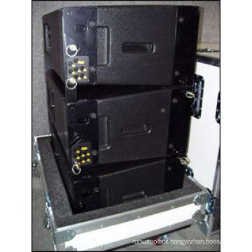 Tour Series Speaker Case for Two Qsc K12 Speaker Cabinets G-Tour Spkr-2k12