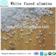 99% d'alumine blanche de haute pureté abrasive blanche à vendre