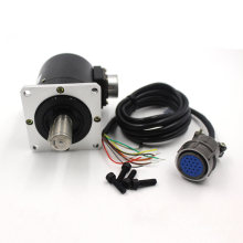 Encodeur rotatif incrémental d'axe de Yumo Eb68s15A 68mm 15mm 4096PPR 5V DC