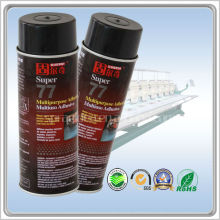 china suppler DM 77 clean liquid adhesive for fiberglass