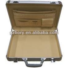 2013 Exquisite Aluminum Laptop Briefcase, Comes in Silver