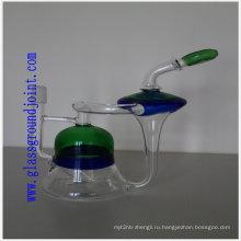 Вода стекла кальян с суставами местах для курения