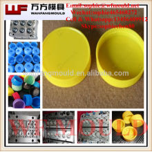 plastic injection mould making in China/OEM Custom hot runner system plastic injection cap mould