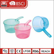High quality 1.9L plastic water ladle for kitchen,bathroom