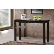 Wooden Console Table, Wooden Drawer Table
