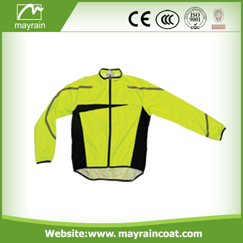 Warm PVC Outdoor Jacket