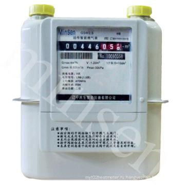 Беспроводной газовый счетчик (GK 1.6)